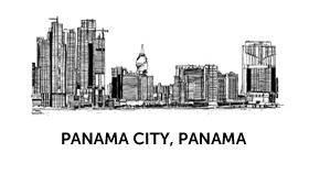 Creative team in Panama City Panama
