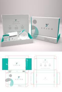 Evivo Packaging Design